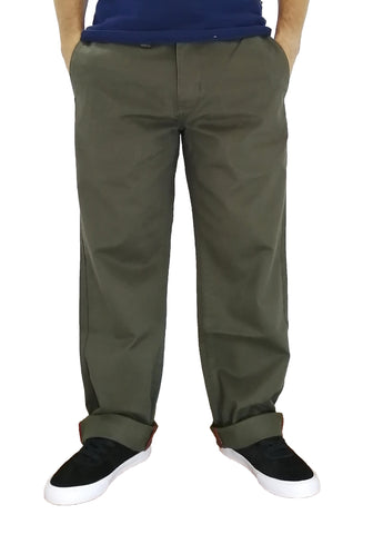 Pantalon Black Dice Chino Green