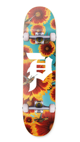 Skateboard Completo Primitive Dirty P Sunflower