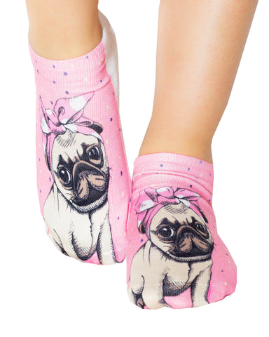 Taloneras Abnormal Pug Cute