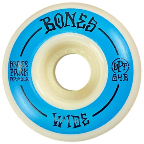 Ruedas Bones Wide 54mm SPF