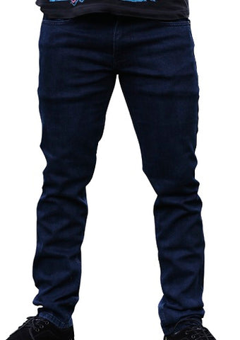 Pantalón Black Dice Slim Tapered Denin Indigo