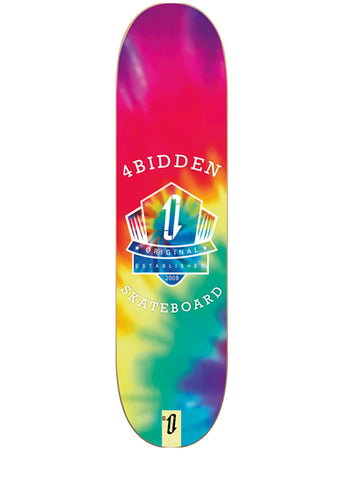 Tabla 4biddensb Tie Dye Shield