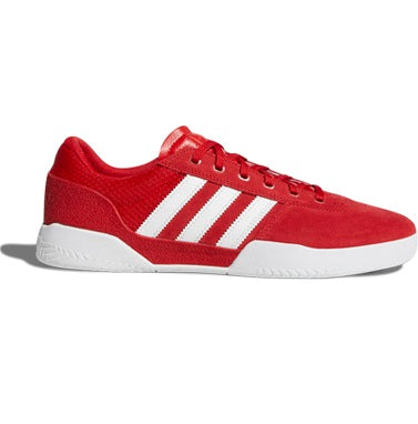 Zapatillas Adidas City Cup Red and White