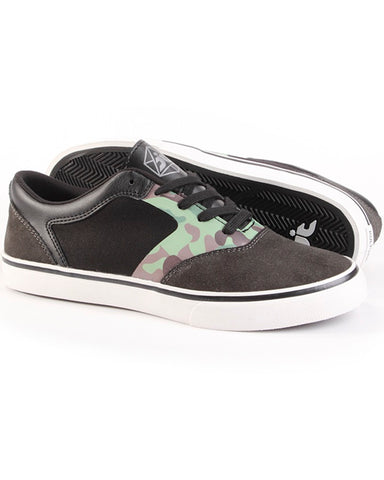 Zapatillas kulture Blest Gray/Green Camo