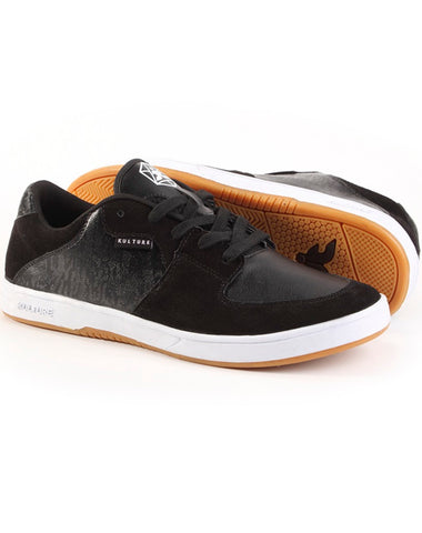 Zapatillas kulture Hedge Negro/Blanco