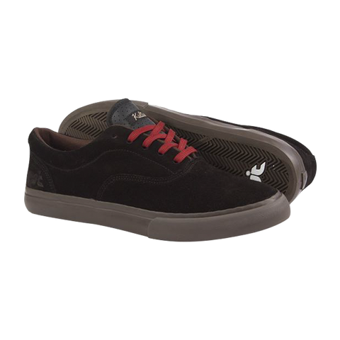 Zapatillas Kulture Helly Negro/Marron