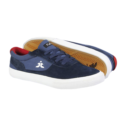 Zapatillas Kulture Safe Azul/Blanco