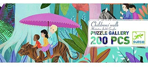 Puzzle Children´s walk