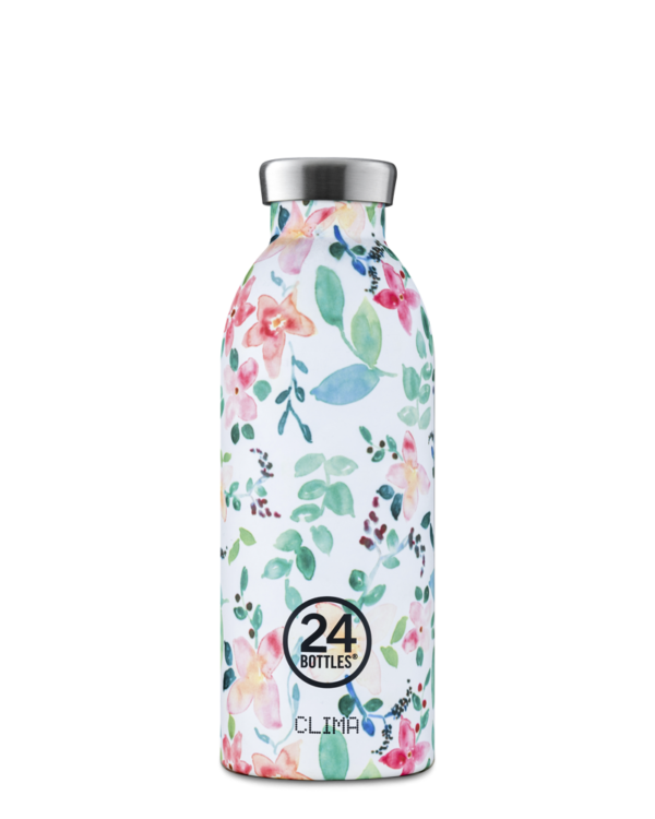 Botella Clima 500ml Flower