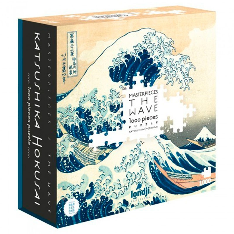 The wave puzzle