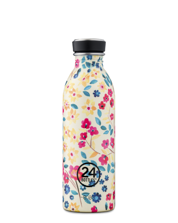 Botella Urban 500ml Flower