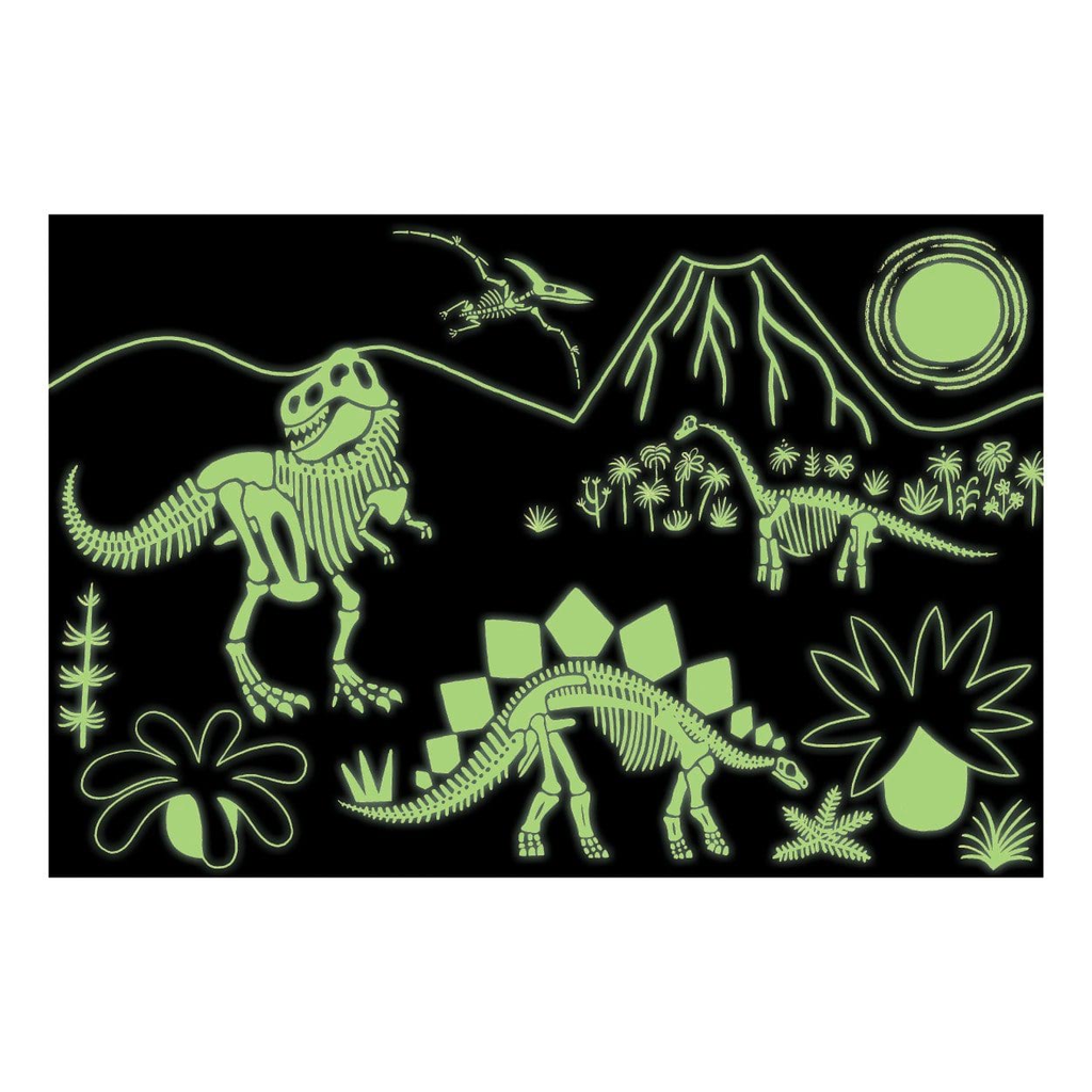 Glow in the dark Dinos