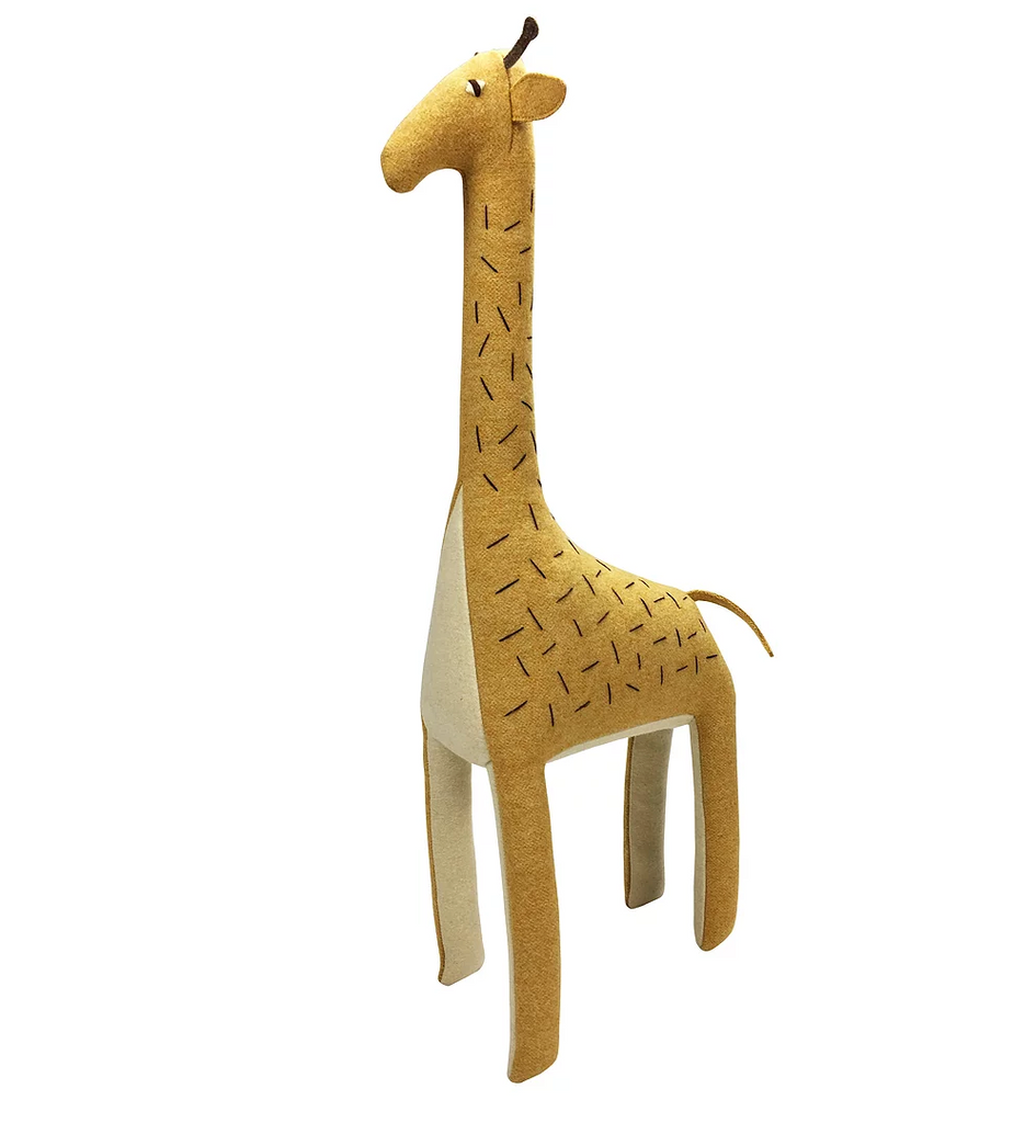 Ziffa, the Nubian Giraffe