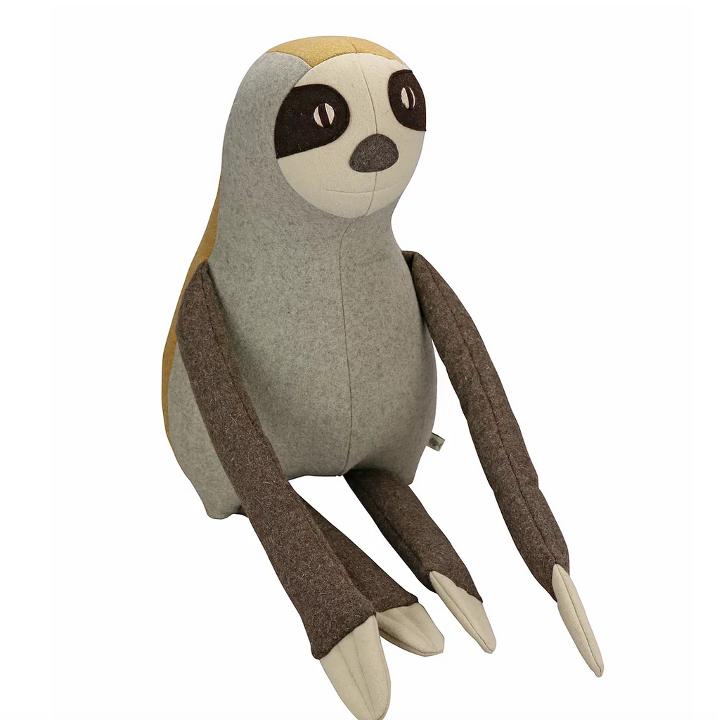 BLAS, the Pale-Throated Sloth