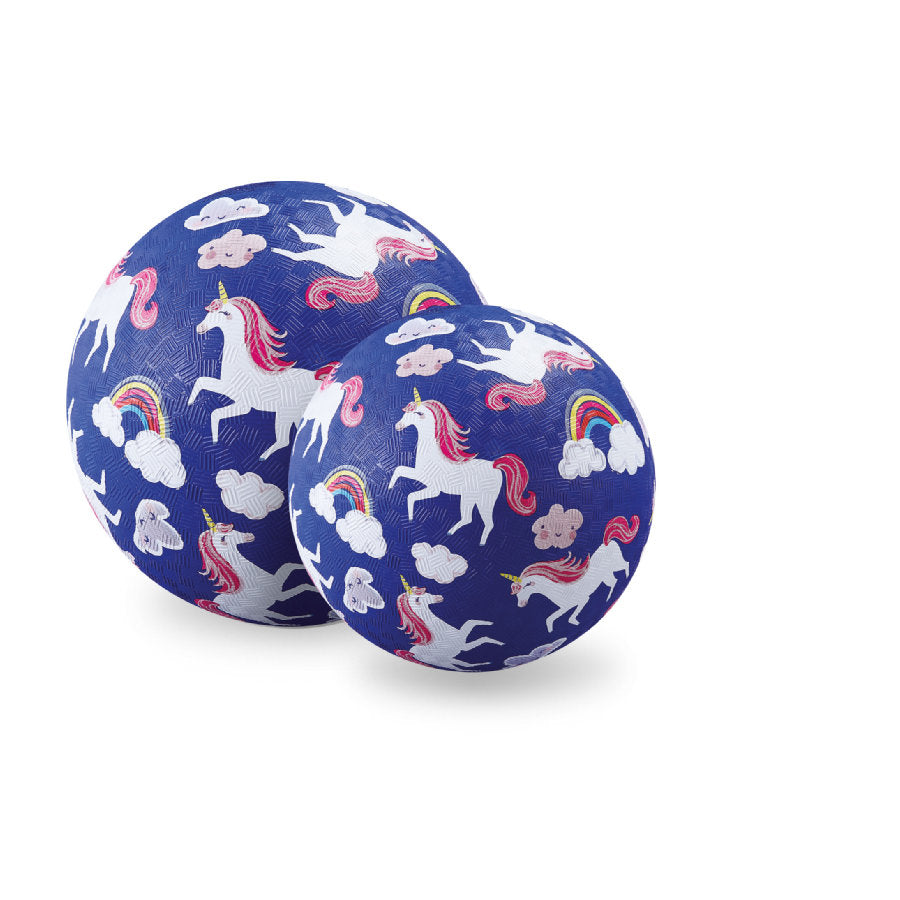 Pelota caucho natural Unicorn