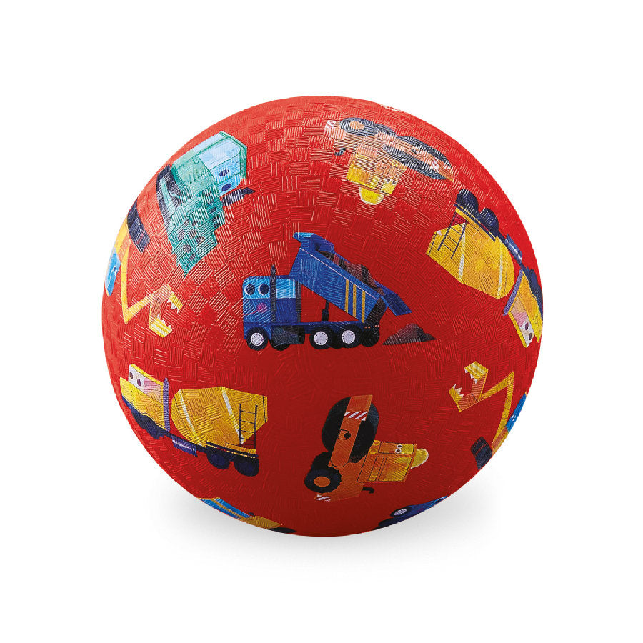 Pelota caucho natural Little Builder