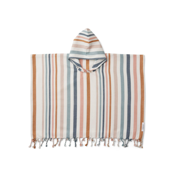 Poncho Roomie Stripes Color