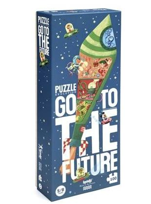 Puzzle Go to the future