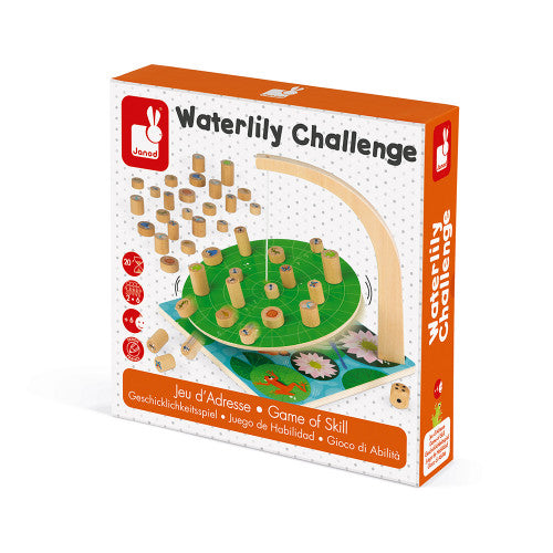 Waterlily Challenge