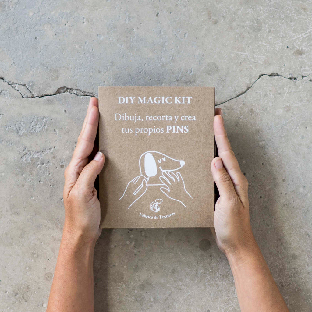 Magic Kit Crea tus pins