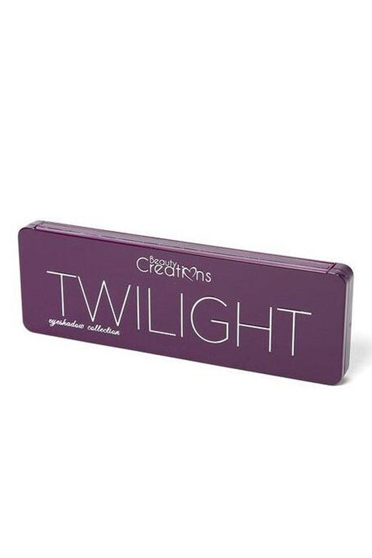 Intense Beauty Shadow Palette: Twilight
