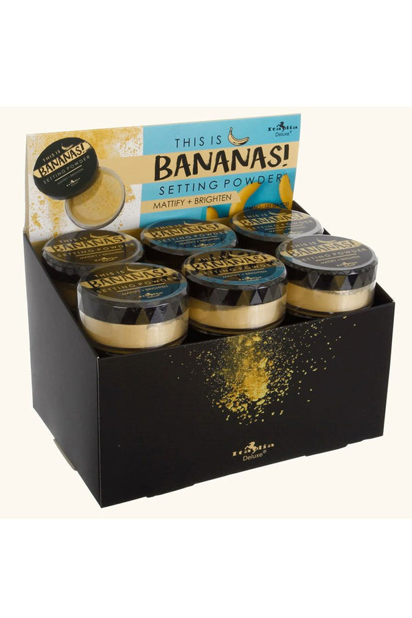 Banana Powder Makeup Setting Powder - Creme De La Creme Boutique