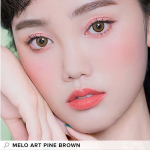 I-SHA - Melo Art Pine Brown