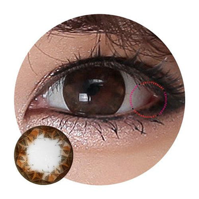 Neo Vision Hyperopia - Ruby Queen Brown