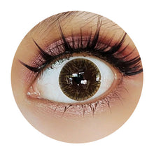 Load image into Gallery viewer, Neo Vision - Silicos Water Amber Brown (Monthly Disposable)