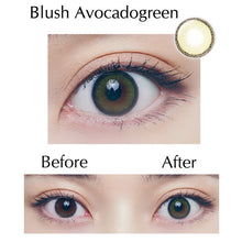 Load image into Gallery viewer, I-Girl - Blush Avacado Green