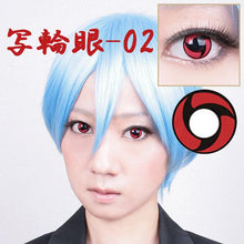 Load image into Gallery viewer, Innovision Sharingan Cosplay - Itachi T02-Cosplay Contacts-Lensupermart