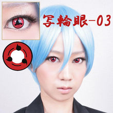 Load image into Gallery viewer, Innovision Sharingan Cosplay - Itachi T03-Cosplay Contacts-Lensupermart