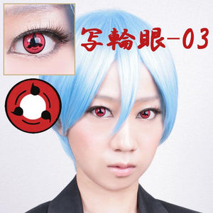 Innovision Sharingan Cosplay - Itachi T03-Cosplay Contacts-Lensupermart