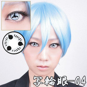 Innovision Sharingan Cosplay - Itachi T04-Cosplay Contacts-Lensupermart