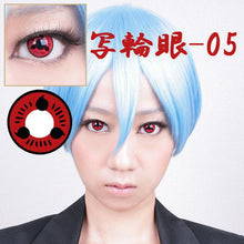 Load image into Gallery viewer, Innovision Sharingan Cosplay - Itachi T05-Cosplay Contacts-Lensupermart
