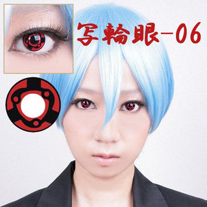 Innovision Sharingan Cosplay - Itachi T06-Cosplay Contacts-Lensupermart