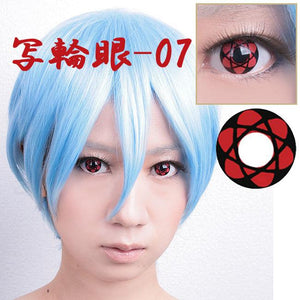 Innovision Sharingan Cosplay - Itachi T07-Cosplay Contacts-Lensupermart