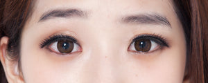 Four Vision - Issue Brown-Cosmetic Contacts-Lensupermart