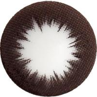 Four Vision - Ivy Choco-Cosmetic Contacts-Lensupermart