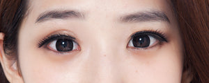 Four Vision - Maple Black 1-Cosmetic Contacts-Lensupermart