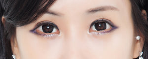 Four Vision - Maple Black 2-Cosmetic Contacts-Lensupermart