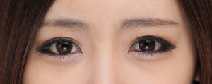 Four Vision - Review Choco-Cosmetic Contacts-Lensupermart