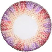 Load image into Gallery viewer, Gaia Daily - VA-W400 Violet-Cosmetic Contacts-Lensupermart