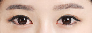 Iris - Mulan Black-Cosmetic Contacts-Lensupermart