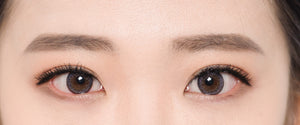 Iris - Peony Grey-Cosmetic Contacts-Lensupermart