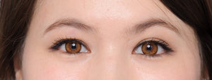 M.I Contact - Nature Brown-Cosmetic Contacts-Lensupermart