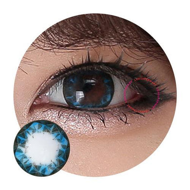 Neo Vision Hyperopia - Ruby Queen Blue