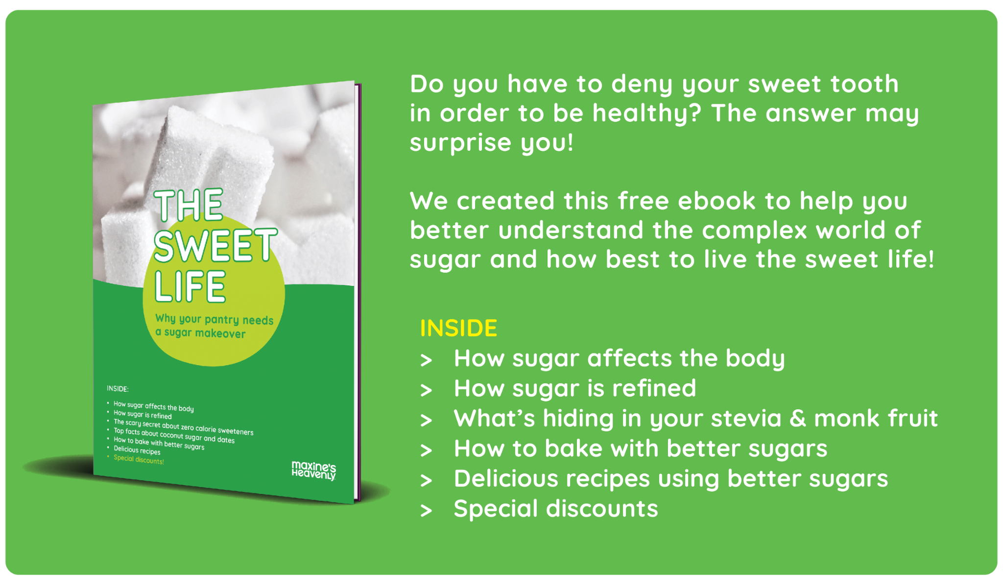 Refined Sugars And Sweeteners E-Book