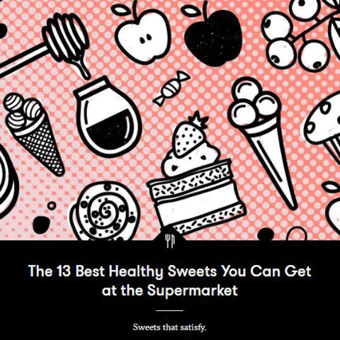 self magazine top healthy snacks 2018