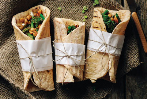 wrap for bread healthy swaps